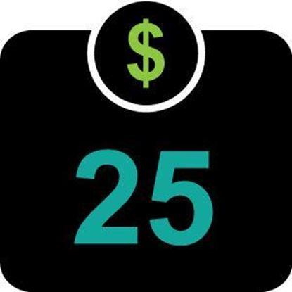 25 Flex Dollars