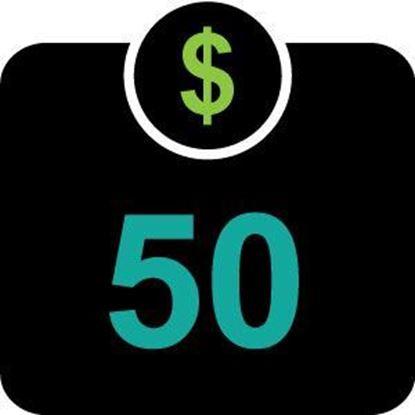 50 Flex Dollars