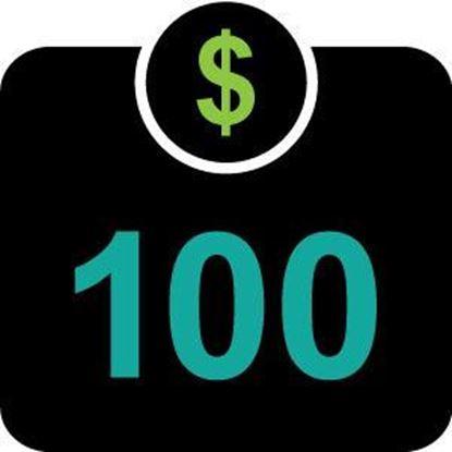 100 Flex Dollars